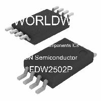 FDW2502P - ON Semiconductor