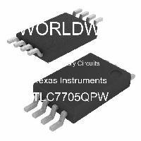 TLC7705QPW - Texas Instruments