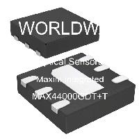 MAX44000GDT+T - Maxim Integrated Products