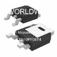 STD10PF06T4 - STMicroelectronics