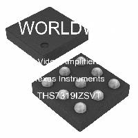 THS7319IZSVT - Texas Instruments - 视频放大器