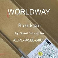 ACPL-W50L-500E - Broadcom Limited - 高速光耦合器
