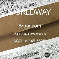 ACPL-W345-560E - Broadcom Limited - 邏輯輸出光電耦合器