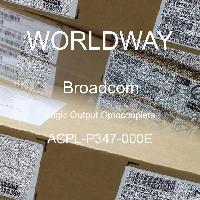 ACPL-P347-000E - Broadcom Limited - 邏輯輸出光電耦合器