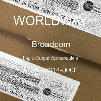 ACPL-W314-000E - Broadcom Limited - 邏輯輸出光電耦合器