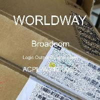 ACPL-W349-000E - Broadcom Limited - 邏輯輸出光電耦合器