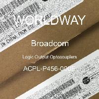 ACPL-P456-000E - Broadcom Limited - 邏輯輸出光電耦合器