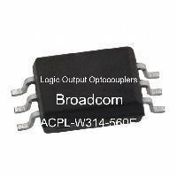 ACPL-W314-560E - Broadcom Limited - 邏輯輸出光電耦合器