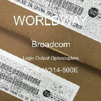 ACPL-W314-500E - Broadcom Limited - 邏輯輸出光電耦合器