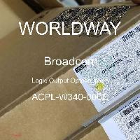 ACPL-W340-000E - Broadcom Limited - 邏輯輸出光電耦合器