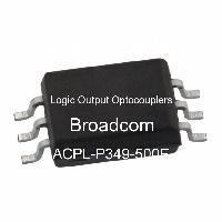 ACPL-P349-500E - Broadcom Limited - 邏輯輸出光電耦合器