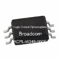 ACPL-W345-000E - Broadcom Limited - 邏輯輸出光電耦合器