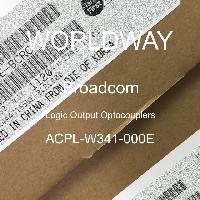 ACPL-W341-000E - Broadcom Limited - 邏輯輸出光電耦合器