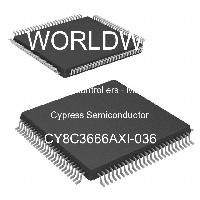 CY8C3666AXI-036 - Cypress Semiconductor