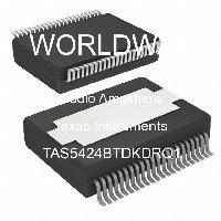 TAS5424BTDKDRQ1 - Texas Instruments