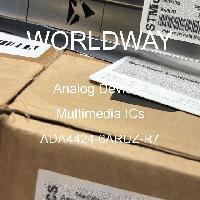 ADA4424-6ARUZ-R7 - Analog Devices Inc - 多媒体IC