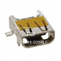 10118241-001RLF - FCI - HDMI,Displayport和DVI連接器