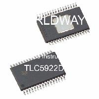 TLC5922DAP - Texas Instruments