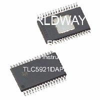 TLC5921DAPRG4 - Texas Instruments