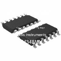 LM348MX - Texas Instruments - 運算放大器 - 運放