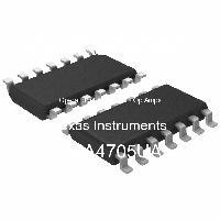 OPA4705UA - Texas Instruments