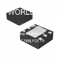 HMC788LP2ETR - Analog Devices Inc - 射頻集成電路