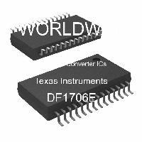 DF1706E - Texas Instruments - 音频D/A转换器IC