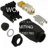 09451251760 - HARTING - 模块化连接器/以太网连接器