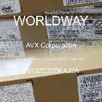 0612ZC225KAJ2A - AVX Corporation - 多层陶瓷电容器MLCC-SMD/SMT