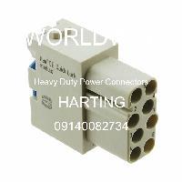 09140082734 - HARTING - 重负荷电源连接器
