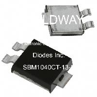 SBM1040CT-13-F - Diodes Incorporated - 电子元件IC