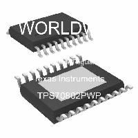 TPS70802PWP - Texas Instruments
