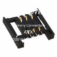 009162006206175 - AVX Corporation - 内存连接器