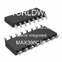 MAX398CSE - Maxim Integrated Products
