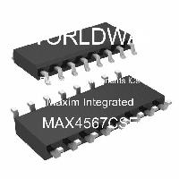 MAX4567CSE - Maxim Integrated Products - 电子元件IC