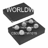 CSD25301W1015 - Texas Instruments