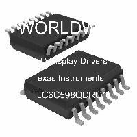 TLC6C598QDRQ1 - Texas Instruments
