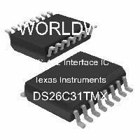 DS26C31TMX - Texas Instruments - RS-422接口IC