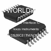 DS26C31TM/NOPB - Texas Instruments