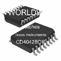 CD4042BDR - Texas Instruments