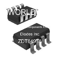 ZDT649TA - Diodes Incorporated