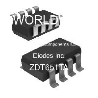 ZDT651TA - Diodes Incorporated