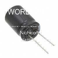 URS2G470MHD1TN - Nichicon - 铝电解电容器 - 含铅