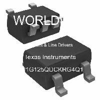 1P1G125QDCKRG4Q1 - Texas Instruments - 缓冲器和线路驱动器