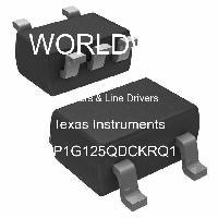 1P1G125QDCKRQ1 - Texas Instruments - 缓冲器和线路驱动器