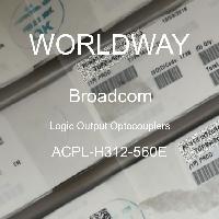 ACPL-H312-560E - Broadcom Limited - 邏輯輸出光電耦合器
