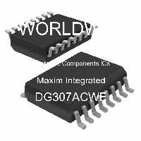 DG307ACWE - Maxim Integrated Products