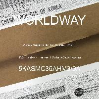 5KASMC36AHM3/9A - Vishay Semiconductor Diodes Division - TVS二極管 - 瞬態電壓抑制器