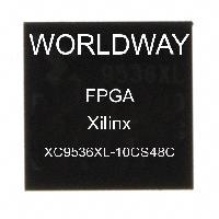 XC9536XL-10CS48C - Xilinx