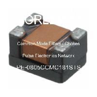 PE-0805CCMC181STS - Pulse Electronics Network